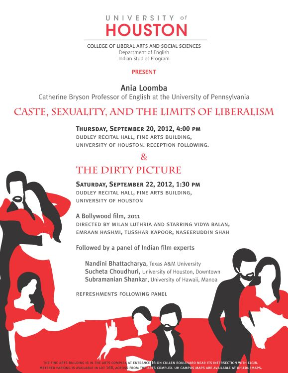 UH India Studies Program presents: lecture and movie ...